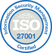 ISO 270001 Certified