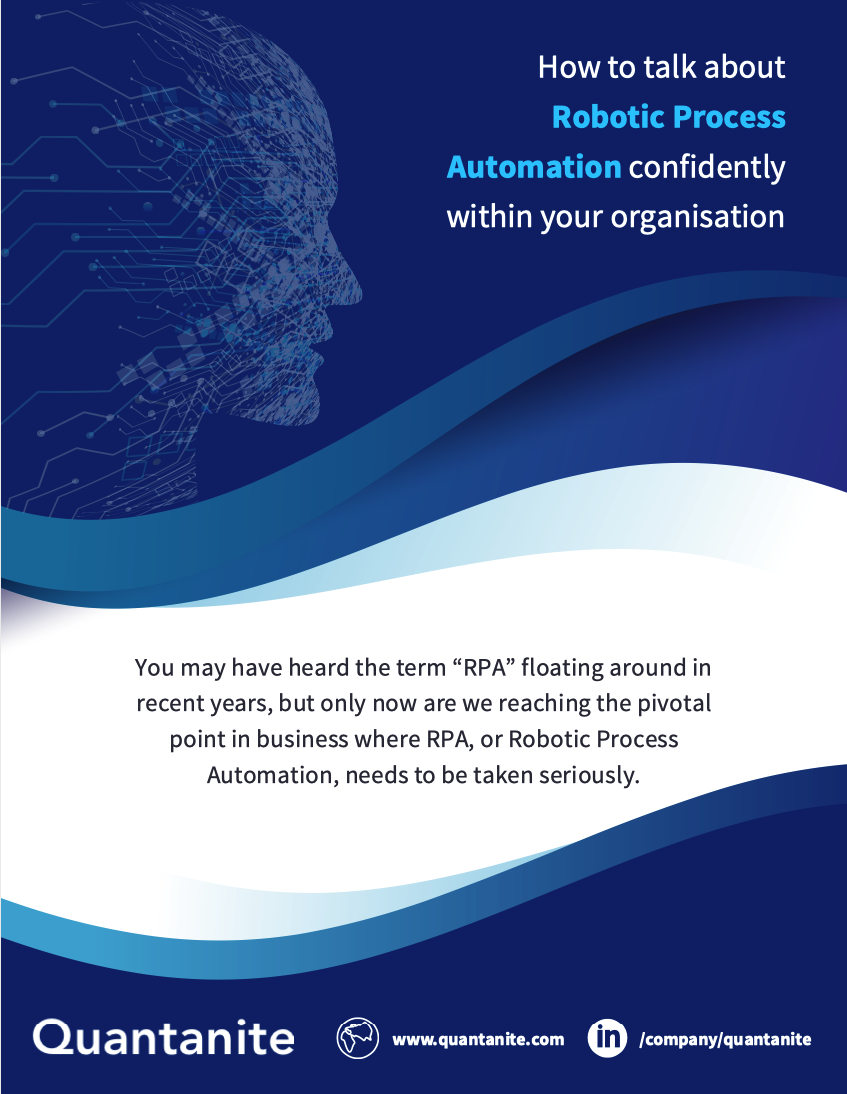 How to talk about RPA confidently within your company