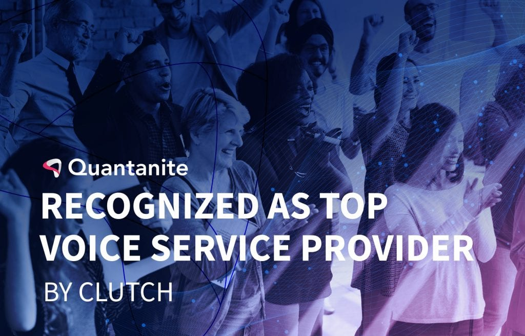 Quantanite recognized as top service provider