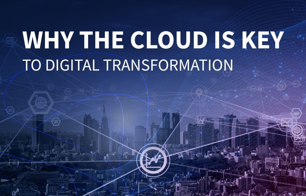 Why the cloud is important to digital transformation
